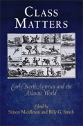 Class Matters Cover