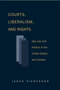 Courts Liberalism And Rights Cover