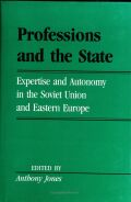 Professions And The State