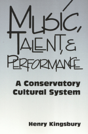 Music Talent & Performance