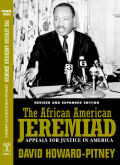 African American Jeremiad Rev: Appeals For Justice In America Cover