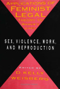 Applications Of Feminist Legal Theory Cover