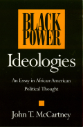 Black Power Ideologies: An Essay in African American Political Thought Cover