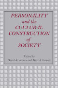 Personality and the Cultural Construction of Society