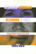 Becoming American Becoming Ethnic Cover