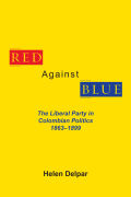 Red Against Blue Cover