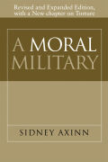 A Moral Military cover