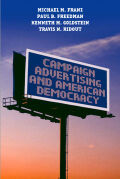Campaign Advertising and American Democracy Cover