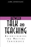 Between Talk And Teaching Cover