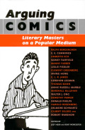 Arguing Comics cover