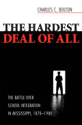 The Hardest Deal of All cover