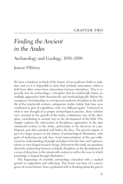 nature and scope of archaeology pdf