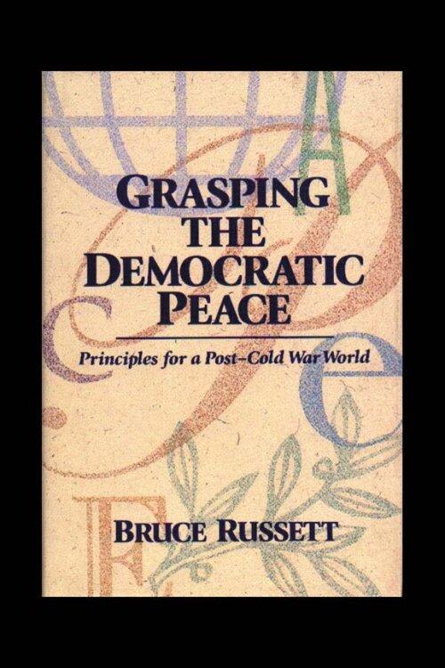 a description of the democratic peace