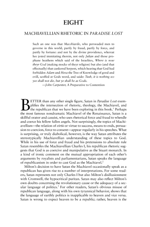 the machiavellian analysis of politics Machiavelli and hobbes were the most important political philosophers of early modernity politically, modernitys earliest phase starts with niccoló machiavellis works which openly rejected the medieval and aristotelian style of analyzing politics by comparison ideas about how things should be, in favor of realistic analysis of how things.