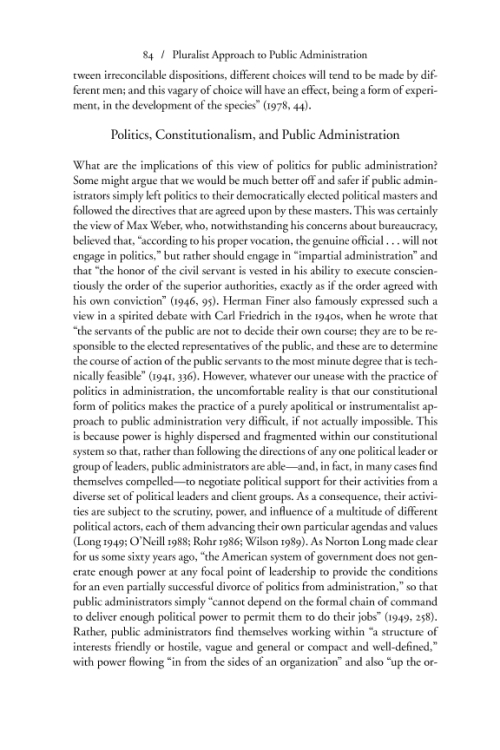 public administration as an art and as a science Robert behn public management: should it strive to be art, science, or engineering, journal of public administration research and theory, volume 6, issue.