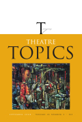 <i>After-School Theatre Programs for At-Risk Teenagers</i> (review)