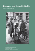 <i>Contested Rituals: Circumcision, Kosher Butchering, and Jewish Political Life in Germany, 1843-1933</i> (review)
