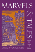 <i>Fairy Tales from Before Fairy Tales: The Medieval Latin Past of Wonderful Lies</i> (review)