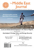 <i>Inter-Arab Alliances: Regime Security and Jordanian Foreign Policy</i> (review)