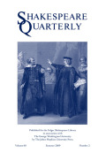 <i>Performing Maternity in Early Modern England</i> (review)