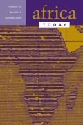 <i>The Roots of African Conflicts: The Causes and Costs</i> (review)