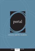 <i>Making Library Web Sites Usable: A LITA Guide</i> (review)