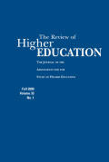 <i>Higher Education and the New Society</i> (review)