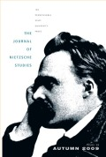Nietzsche's Free Spirit Trilogy and Stoic Therapy