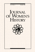 From Moral to Professional Authority: Secularism, Social Work, and Middle-Class Women's Self-Construction in World War I Britain