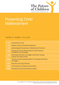 Preventing Child Abuse and Neglect with Parent Training: Evidence and Opportunities
