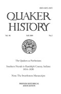 The Quakers as Parrhesiasts: Frank Speech and Plain Speaking as the Fruits of Silence