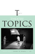 Community Theatre of Mizrahi-Jews and Arabs in Ramle: A Junction of Nationality, Ethnicity, and Gender