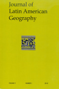 <i>Placing Latin America: Contemporary Themes in Human Geography</i> (review)
