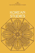 <i>Over the Mountains are Mountains: Korean Peasant Households and Their Adaptations to Rapid Industrialization</i> (review)