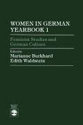 The Coalition of Women in German: An Interpretive History and Celebration