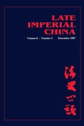 New-Style Gazettes and Provincial Reports in Post-Boxer China: An Introduction and Assessment