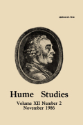 Hume and Derrida on Language and Meaning