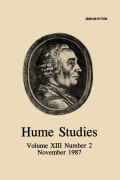 Hume's Naturalized Philosophy