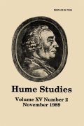 Abstract General Ideas in Hume