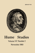 Hume and Collins on Miracles
