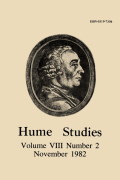 Hume's Conditions for Causation: Further to Gray and Imlay