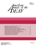 <i>Hearing-Impaired Children and Youth with Developmental Disabilities</i> (review)