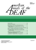 National Survey on Telephone Services and Products: The Views of Deaf and Hard-of-Hearing People