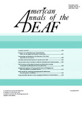 The Prevalence of Boredom Proneness and Depression Among Profoundly Deaf Residential School Adolescents