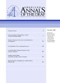 Historical Overview of Inpatient Care of Mental Patients Who Are Deaf
