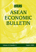 <i>Rural Development and Agricultural Growth in Indonesia, the Philippines and Thailand</i> (review)