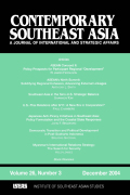 <i>Civilizing the Margins: Southeast Asian Government Policies for the Development of Minorities</i> (review)
