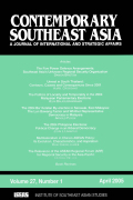 Unrest in South Thailand: Contours, Causes, and Consequences Since 2001