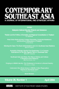 <i>Challenging Authoritarianism in Southeast Asia: Comparing Indonesia and Malaysia</i> (review)