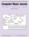 <i>Acoustic Communication and Compositional Techniques</i> (review)